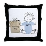 Jewish Baby Throw Pillow
