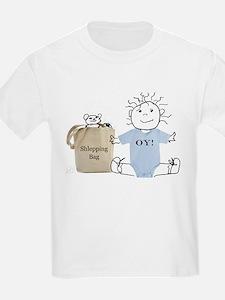 Jewish Baby Kids T-Shirt