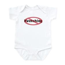 No Kvetching Infant Creeper
