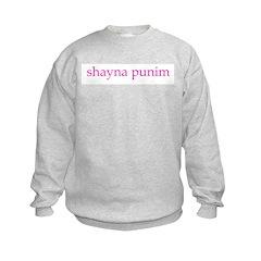 Shayna Punim Sweatshirt