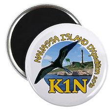 Navassa Island Dxpedition Magnets