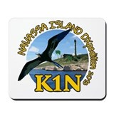 Navassa island dxpedition Classic Mousepad