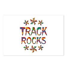 Track Rocks Postcards (Package of 8)