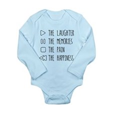 Play The Laughter Body Suit
