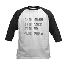 Play The Laughter Baseball Jersey