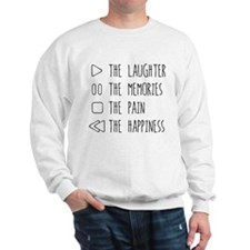 Play The Laughter Sweatshirt