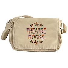 Theatre Rocks Messenger Bag