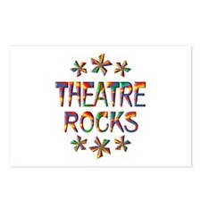 Theatre Rocks Postcards (Package of 8)