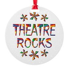 Theatre Rocks Ornament