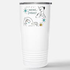 Funny Starburst Travel Mug