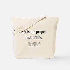 Nietzsche 24 Tote Bag