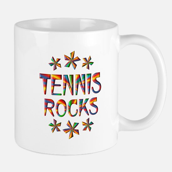 Tennis Rocks Mug