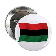 """Pan African Flag 2.25"""" Button (100 pack)"""