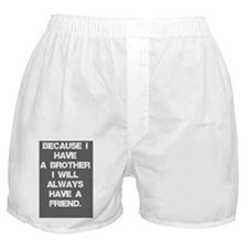 Gift for Brother Boxer Shorts
