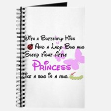 Baby Girl Quote Journal