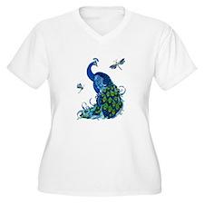 Cute Peacock T-Shirt