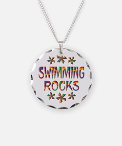 Swimming Rocks Necklace