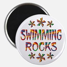 "Swimming Rocks 2.25"" Magnet (100 pack)"