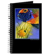 Beautiful Ocean Fish Journal