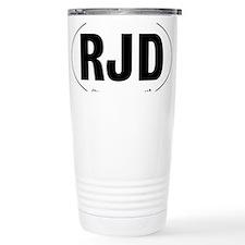 Unique Ronnie Travel Mug