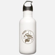 Classic Rugby Water Bottle