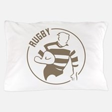 Classic Rugby Pillow Case
