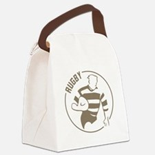 Classic Rugby Canvas Lunch Bag