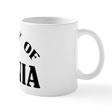 Property Of Albania Mug