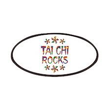 Tai Chi Rocks Patches