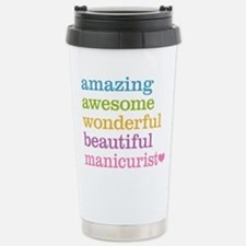 Awesome Manicurist Travel Mug