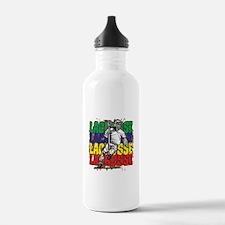 Lacrosse Action Water Bottle