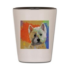 Cute Children pet Shot Glass