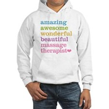 Massage Therapist Hoodie