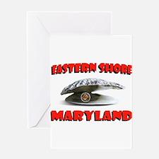 MARYLAND SHORE Greeting Cards
