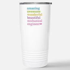 Mechanical Engineer Stainless Steel Travel Mug