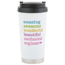 Mechanical Engineer Travel Mug