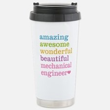 Mechanical Engineer Travel Mug