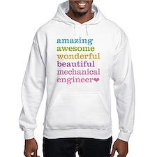 Mechanical Engineer Hoodie