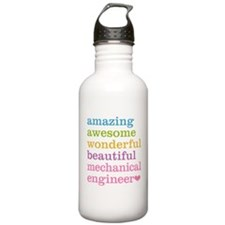 Mechanical Engineer Water Bottle