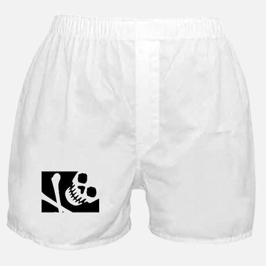 CROSSBONES Boxer Shorts