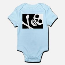 CROSSBONES Infant Bodysuit