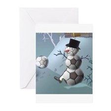 Funny Sports christmas Greeting Cards (Pk of 20)