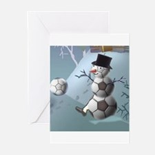 Unique Sports christmas Greeting Cards (Pk of 20)