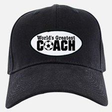 World's Greatest Soccer Coach Baseball Hat