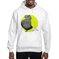 Teager Cap Flight Hooded Sweatshirt