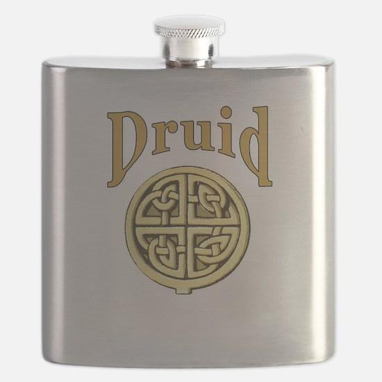 DRUID, cELTIC CiRCLE Flask