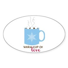 Cup Of Love Decal