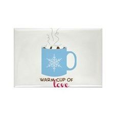 Cup Of Love Magnets