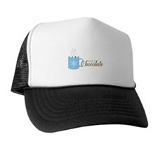 Hot Chocolate Trucker Hat