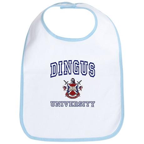 DINGUS University Bib